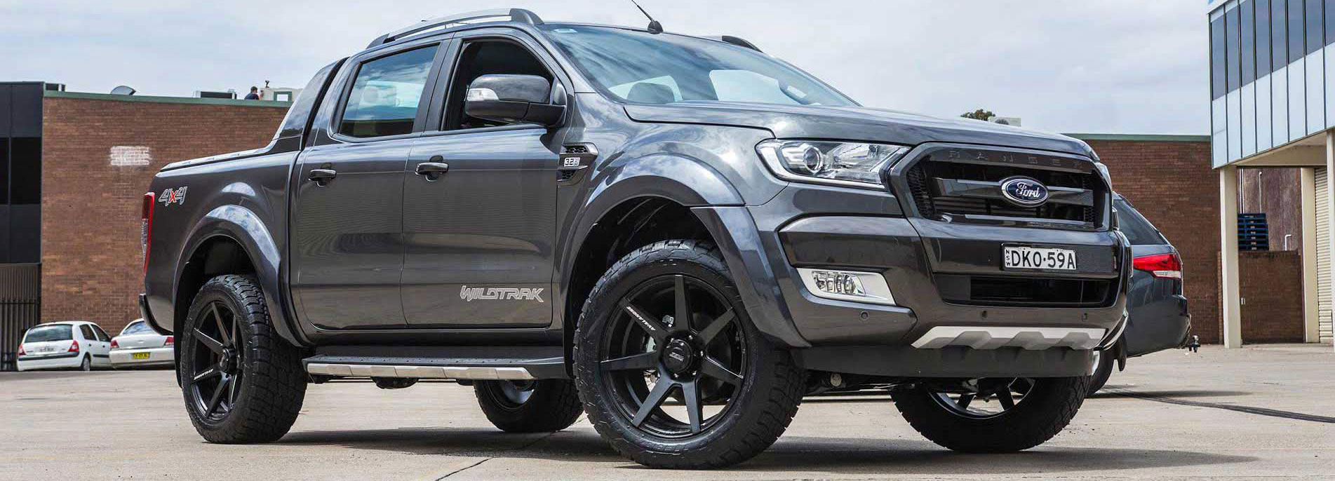 SSW Avalanche on Ford Ranger